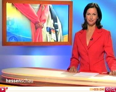 Hessenschau, Hessischer Rundfunk 31.7.2007