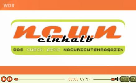 Neuneinhalb, WDR 4.8.2007